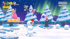 Mario World 3D