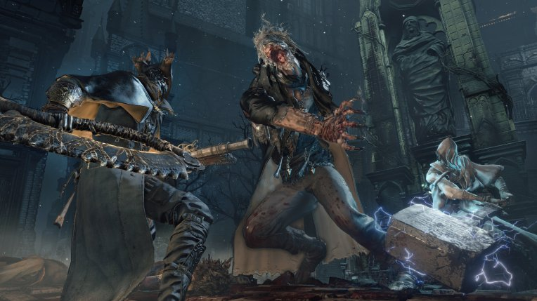 Bloodborne - Image from playstation.com